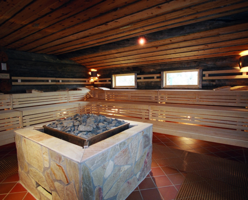 Aquana Sauna Würselen