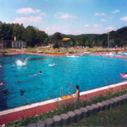 Freibad Sontra Schwimmerbecken