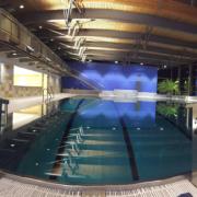 Rettungsübungs-Schwimmhalle Parow
